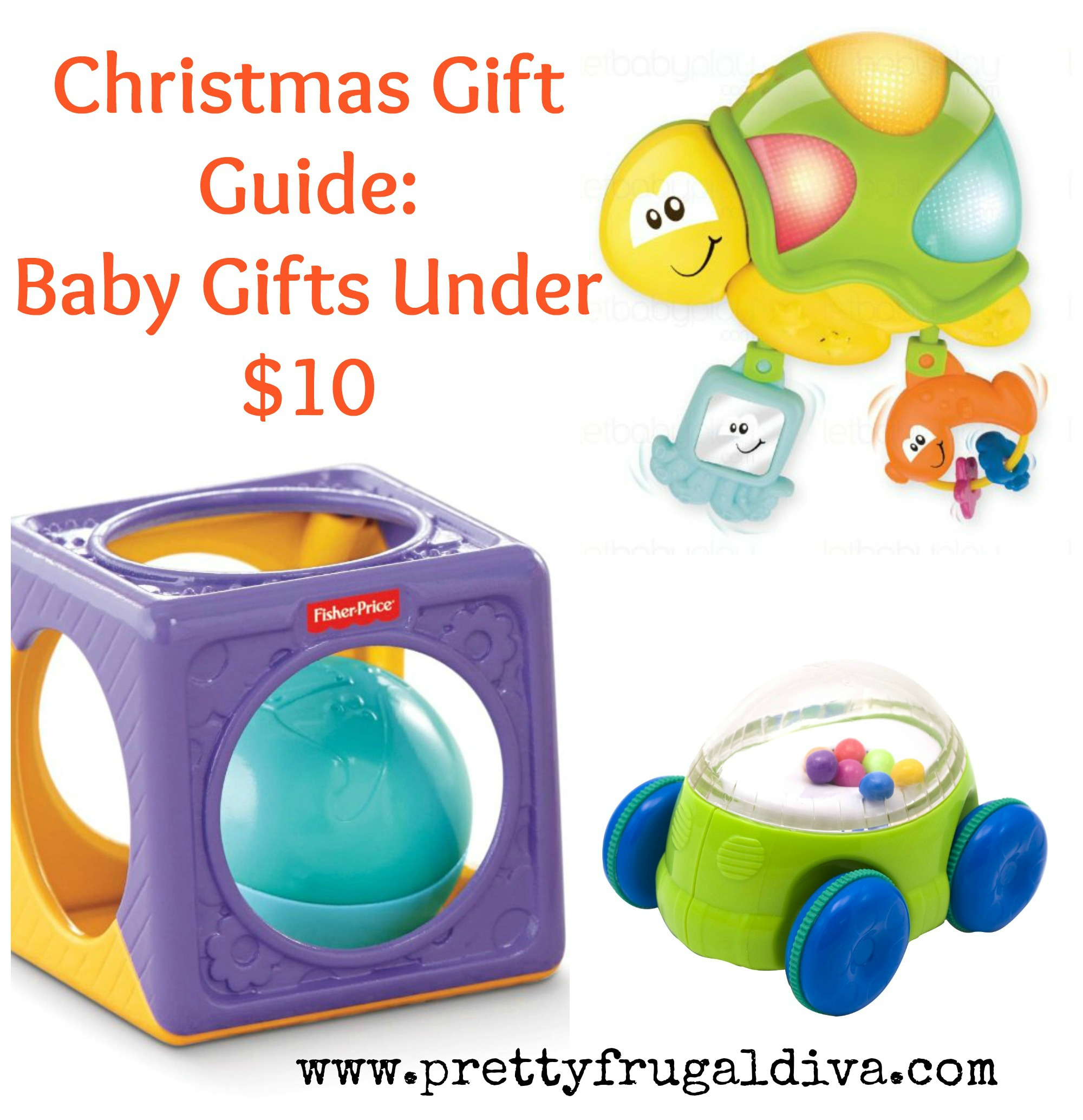 Holiday Gift Guide: Baby to 24 months under $10.00 ...