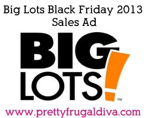big lots black friday 2013