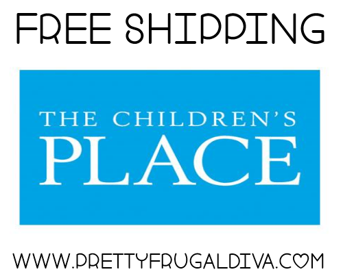 free shipping the childrens place
