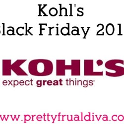 kohls black friday 2013