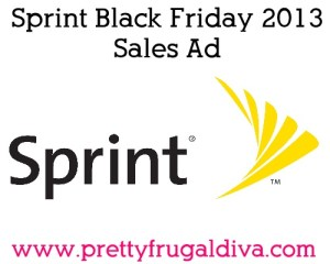 sprint black friday 2013