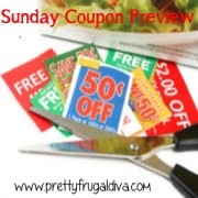 National Sunday Coupon Preview