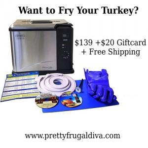 indoor turkey fryer sale