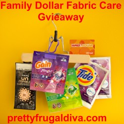Family Dollar Fabric Care
