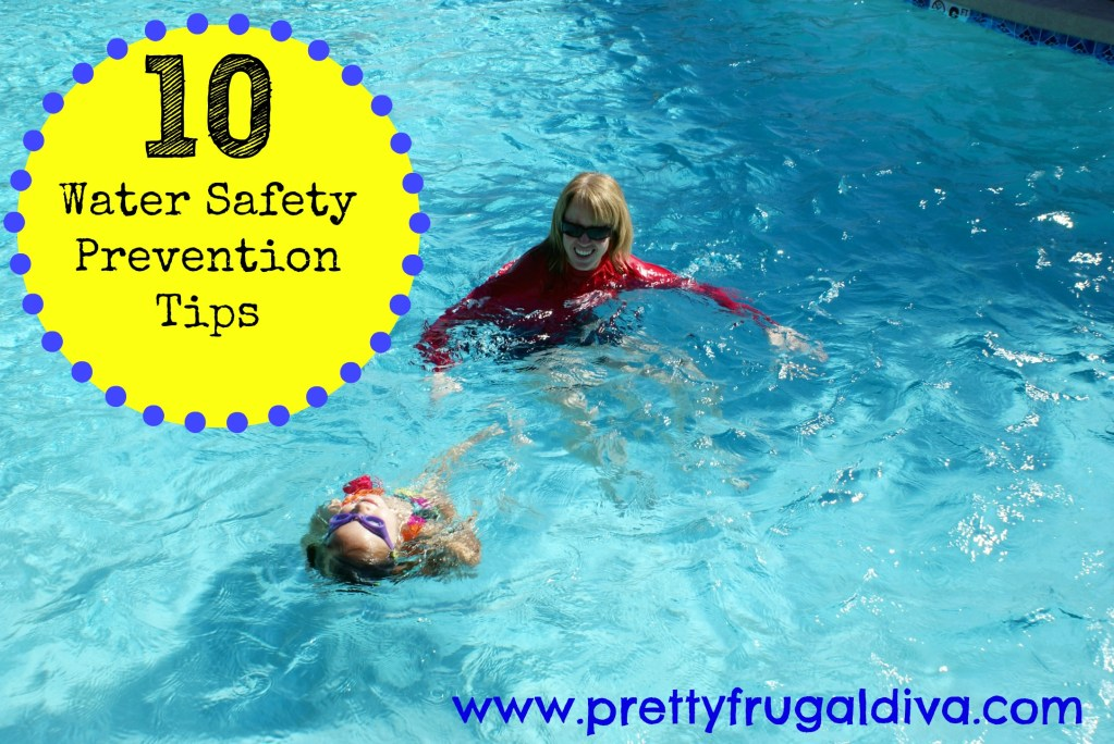 10 Tips for Water Prevention Safety