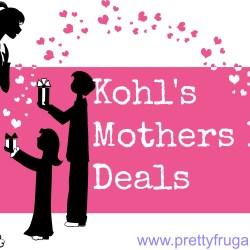 kohls mothers day