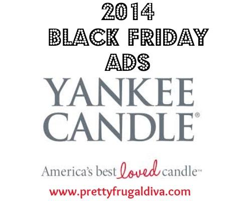 Yankee Candles Black Friday 2014