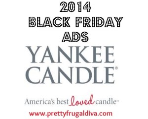 Yankee Candle 2014 Black Friday