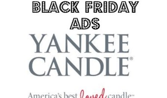 Yankee Candles Black Friday 2014
