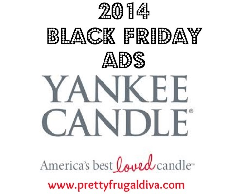 Yankee Candle 2014 Black Friday