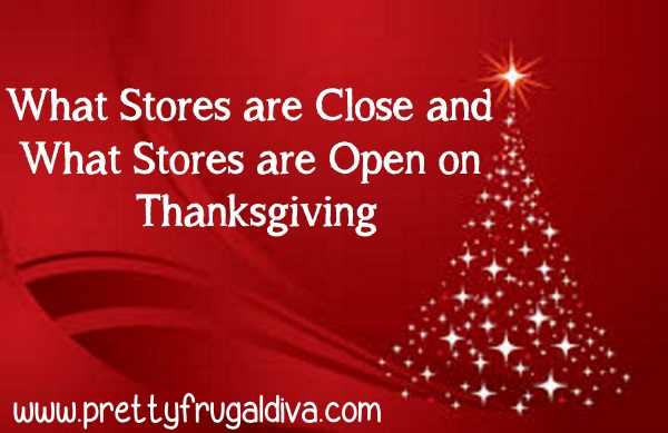 hoilday stores hours