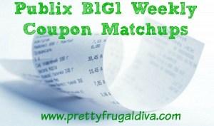 publix coupon matchups