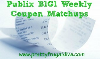 Publix B1G1 Weekly Coupon Matchup 7/27-8/2