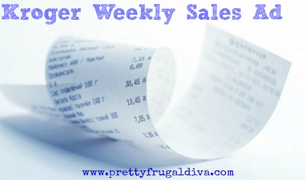 Kroger Weekly Sales Ad 4/15 – 4/28