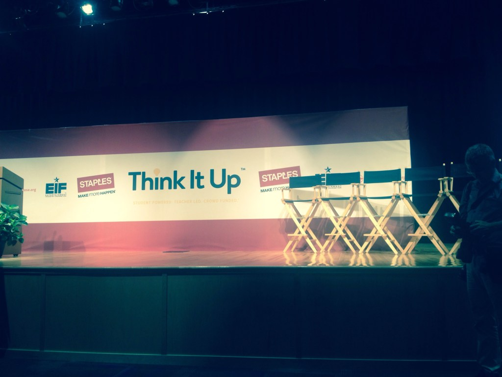 Staples Helps Atlanta with Think It Out Campaign