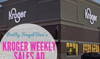 Kroger Weekly Sales Ad