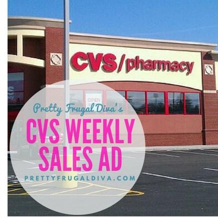 cvs weekly sales ad