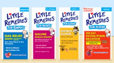 little-remedies-products