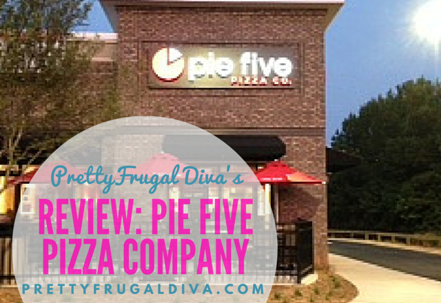 review- pie five pizza company