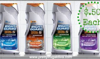 Publix- Great Deal on Right Guard