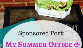 sponsored post summer office and family fun