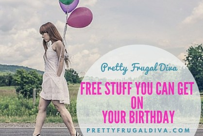 Birthday Freebies