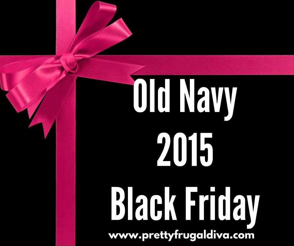 Old Navy Black Friday 2015 Ad