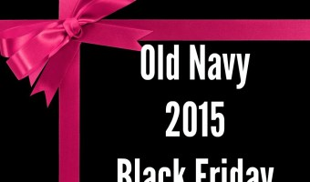 Old Navy Black Friday 2015 Ad