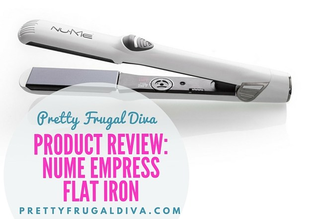 product review nume empress flat iron