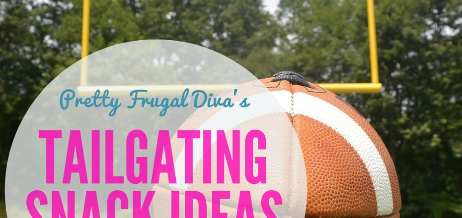 tailgating snack ideas