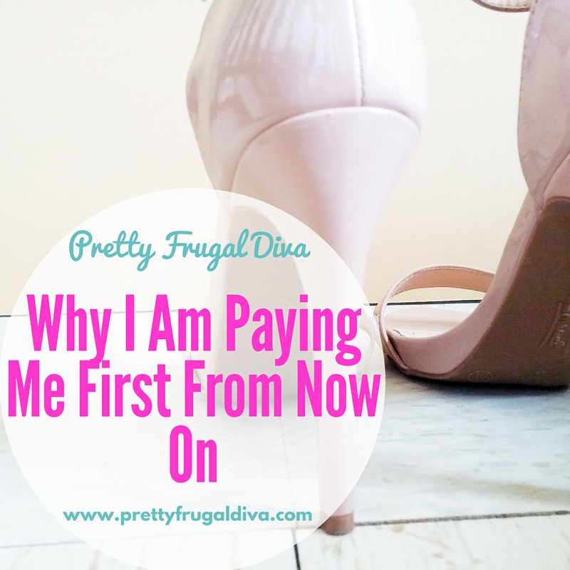Why I Am Paying Myself First From Now On