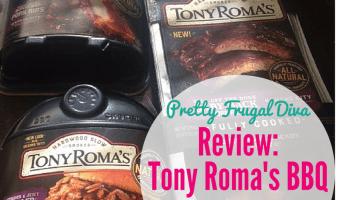 review tony roma's BBQ
