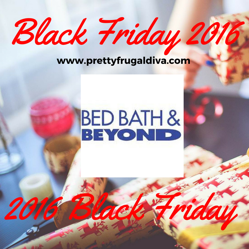 bed and bath black friday