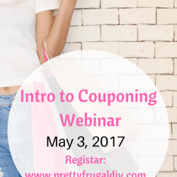 Intro to couponing Webinar2