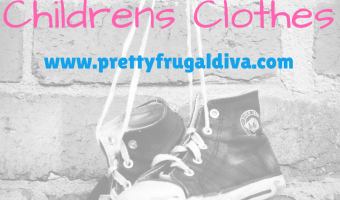 how to save on childrens clothes