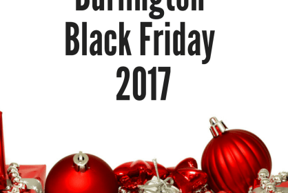 Burlington Black Friday 2017