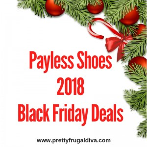 Payless Shoes 2018 Black Friday Sales Ad