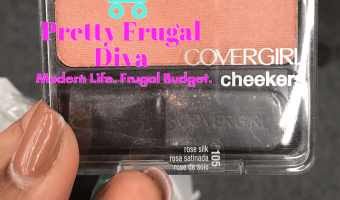 CVS: $0.76 Covergirl Blush
