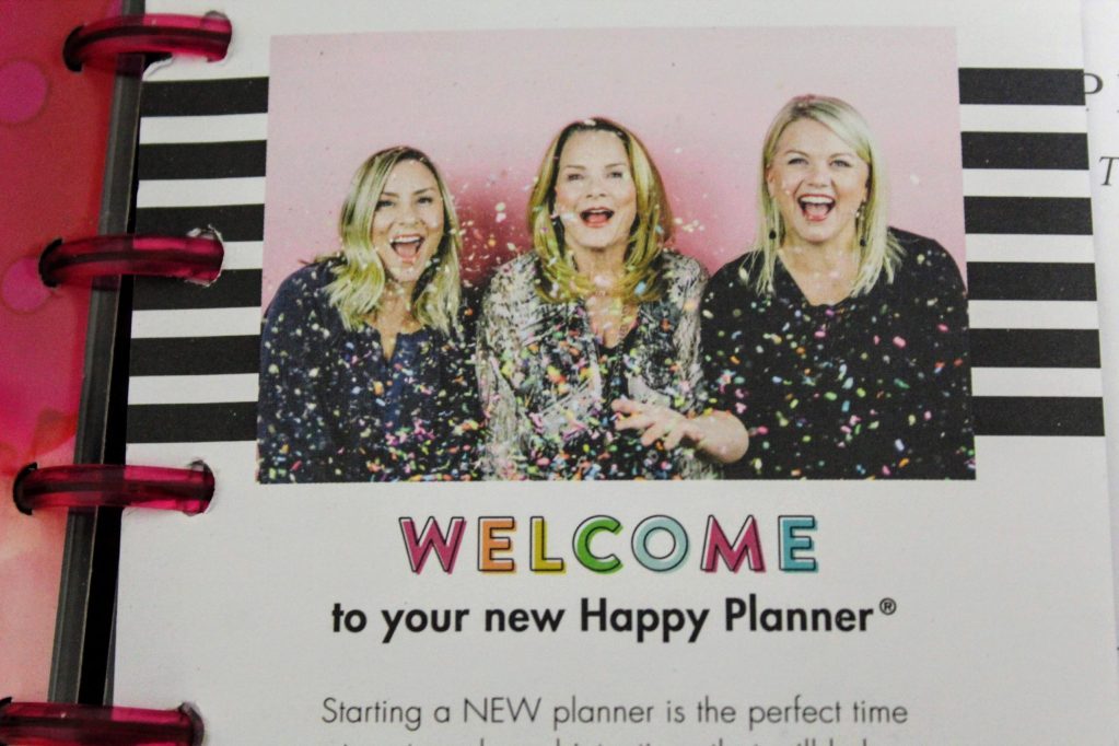 The happy Planner picture