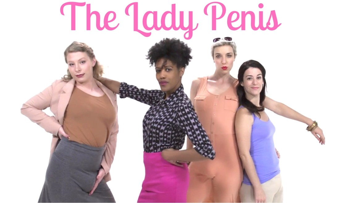 Sketch | The Lady Penis