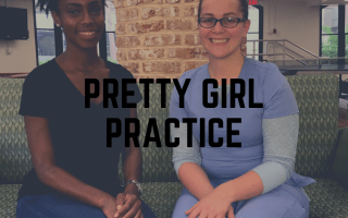 pediatrician pretty girl practice
