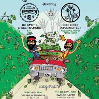Hopstock festival 2017 Live at Moon