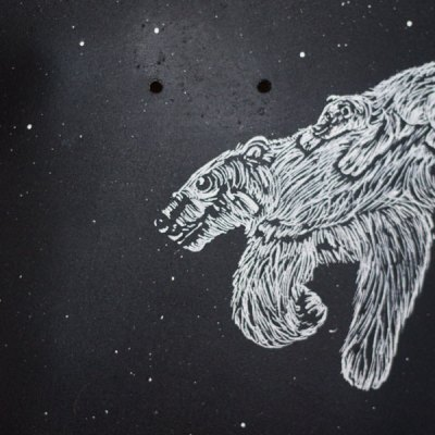 Close up 'Ursa Major'