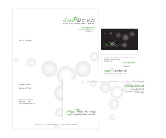 Oneil Electrical stationary design