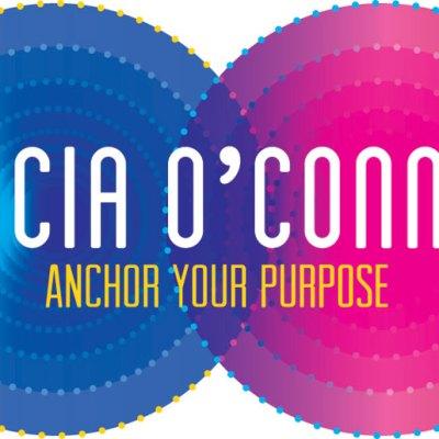 Tricia O'Connor Energy Therapist- Logo Design