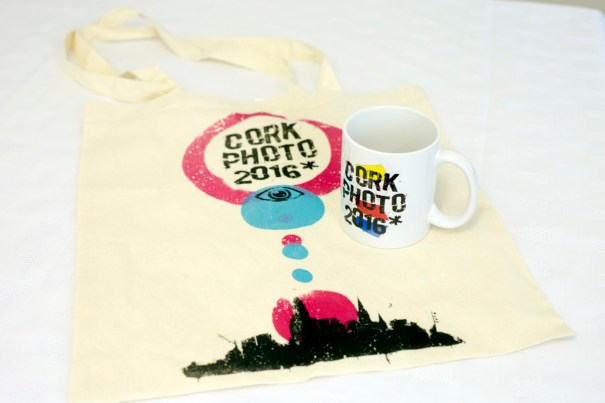Collectable original design screenpint tote bag and mug