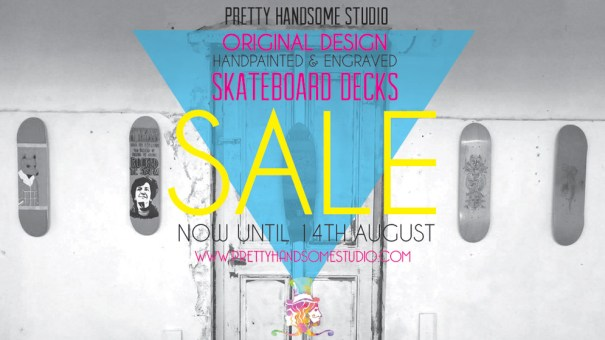 skateboard design sale