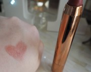 Rosie Huntington-Whitely Rosie for Autograph Marks & Spencer Lip Glossy Supermodel Smile and Lights,Camera, Action Review & Swatch