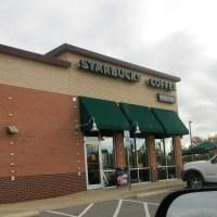 Starbucks Eggwhite & Spinach Wrap!
