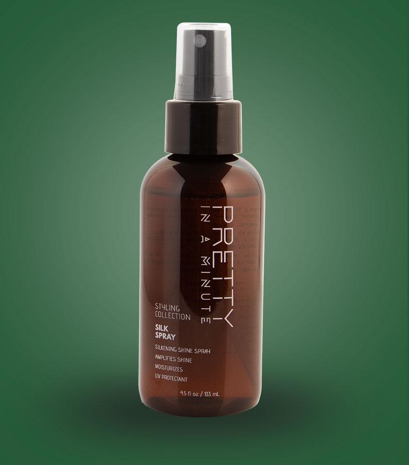 Silk Spray 4.5 oz.